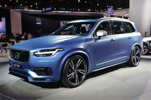 Volvo Xc90 2015 The New Volvo Xc90 Released At Detroit Motor Show 2015