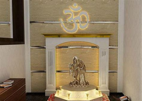 Home Temple Interior Design Contemporary Mandir Designs For Home Studio Design Gallery Best Design