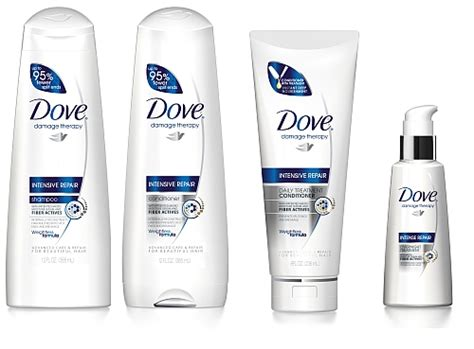 Sho Dove Hair Therapy dove shoo damage therapy www pixshark images