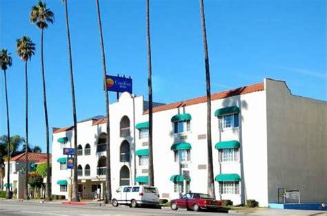 comfort suites santa monica comfort inn santa monica santa monica california