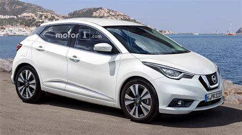 nissan micra 2016 rendering india bound nissan micra 2017 looks sporty