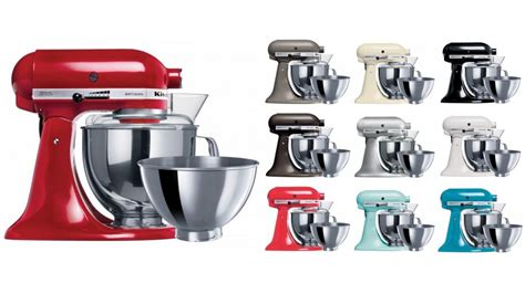 Kitchenaid Ovens Australia kitchenaid ksm160 artisan stand mixer mixers food