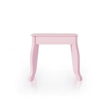 Guidecraft Vanity And Stool by Guidecraft Pink Classic Vanity And Stool Walmart Ca
