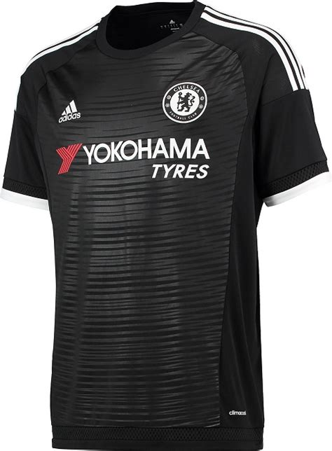 Barcelona 3rd 201516 Black Leaked adidas chelsea fc 2015 16 third jersey