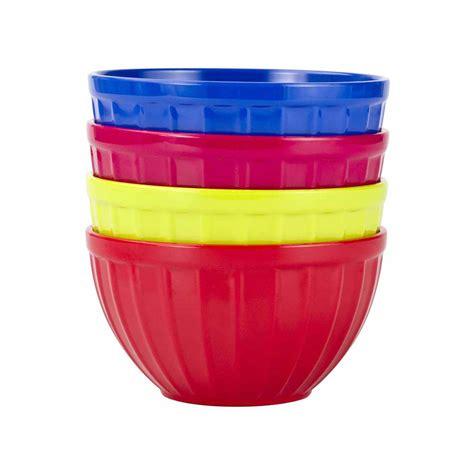 Mixing Glasses Barware Zak Designs Ice Cream Bowls Assorted