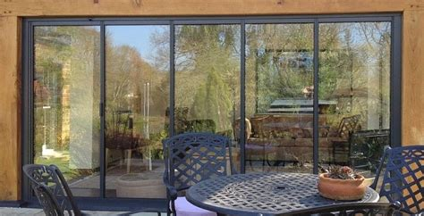 Slimline Patio Doors Bi Folding Doors Sunseeker Doors