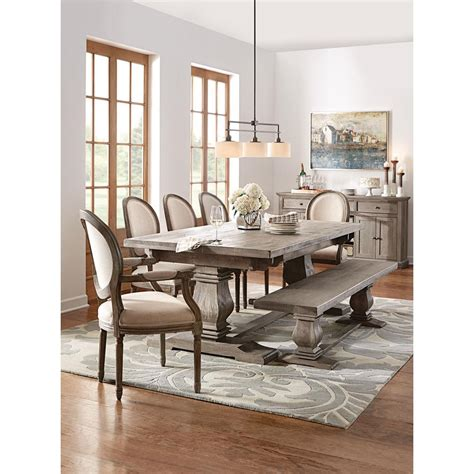Home Decorators Collections Home Decorators Collection Aldridge Antique Grey Buffet 9415000270 The Home Depot