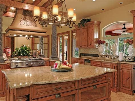 Tuscan Style Kitchen Designs Tuscan Kitchen Decor Kitchen Decor Design Ideas