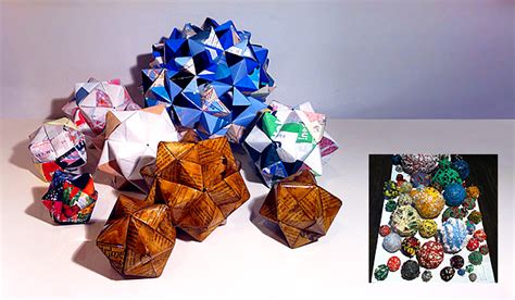 Origami Accessories - centerpiece relev 233 design