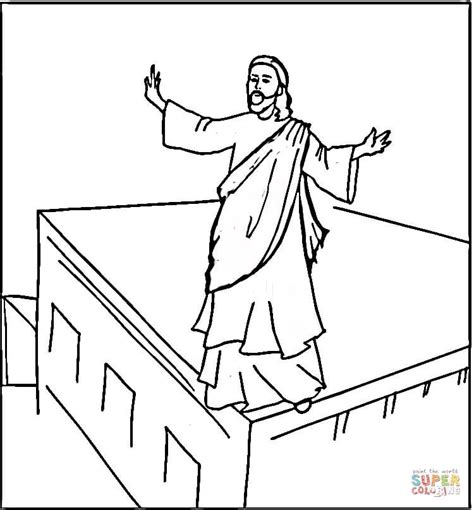 best jesus is the light of the world coloring pages on