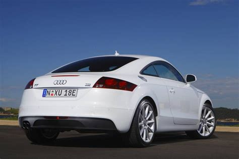 Audi Tt 1 8 Specs by Audi Tt 1 8 Tfsi Coupe 69 350 Data Details