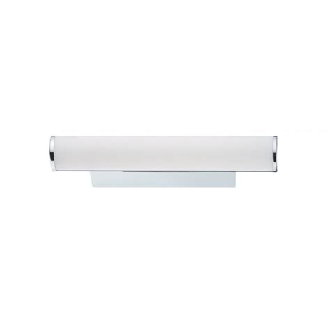 Dar Bathroom Lighting Sut0750 Sutton Wall Light Small Polished Chrome