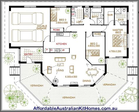 ranch home layouts australian house plans the type for future home ideas