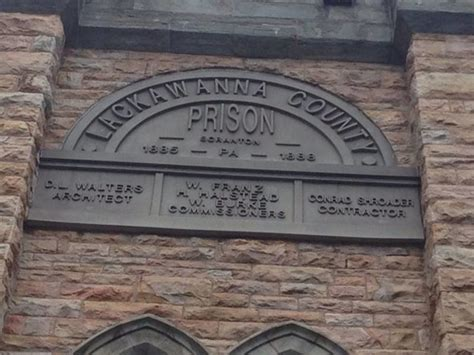 Lackawanna Prison With Detox Program prison guard charged with simple assault after spraying
