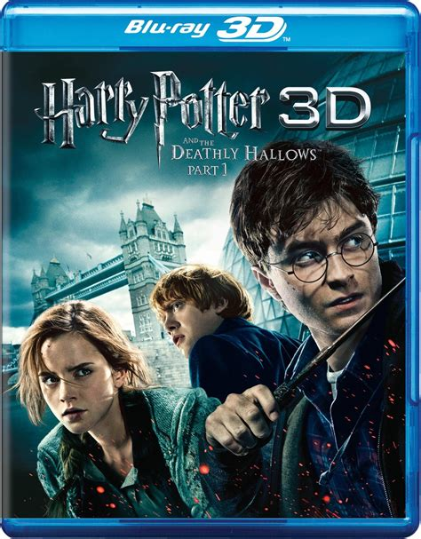 film blu ray 3d exclusive harry potter and the deathly hallows blu ray 3d