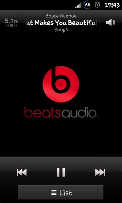 beats player apk beats audio player theme for any android phones android and ios tips news hacks