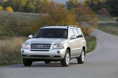 2006 Toyota Highlander Reviews 2006 Toyota Highlander Hybrid Review Top Speed