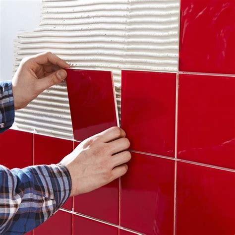 come mettere piastrelle come mettere le mattonelle in bagno piastrelle