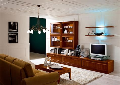 Wooden Work In Drawing Room by Donatello Living Room Design Stylehomes Net