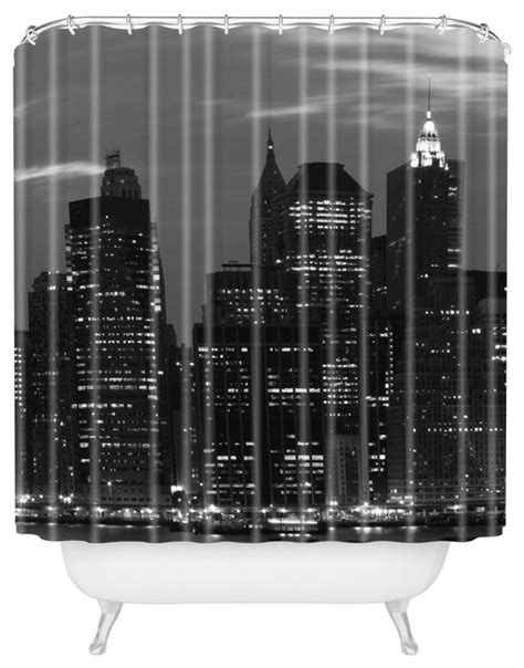 new york drapery leonidas oxby new york financial district shower curtain