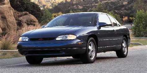 how to fix cars 1999 chevrolet monte carlo electronic toll collection 1999 chevrolet monte carlo details on prices features specs and safety information
