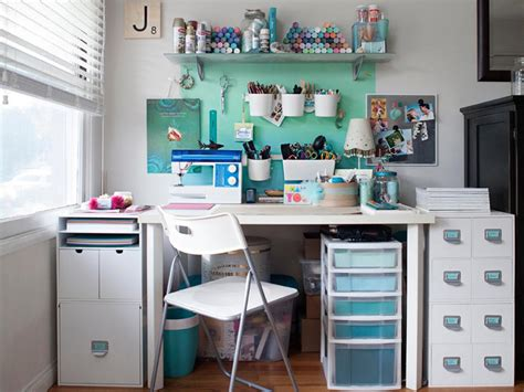 craft room craft room and home office storage ideas diy