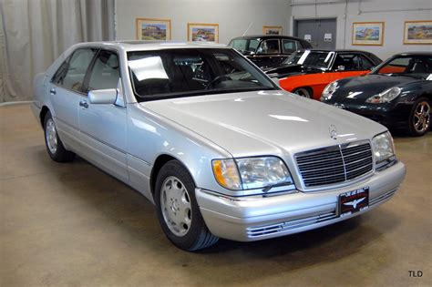 1999 Mercedes S500 by 1999 Mercedes S Class S500