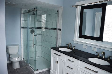 sliding bathroom mirror since i became a mom my remodelaholic guest post how to