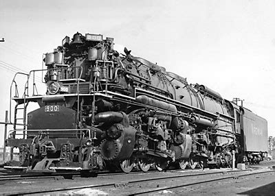 steam locomotive profile: 2 6 6 6 or allegheny | classic