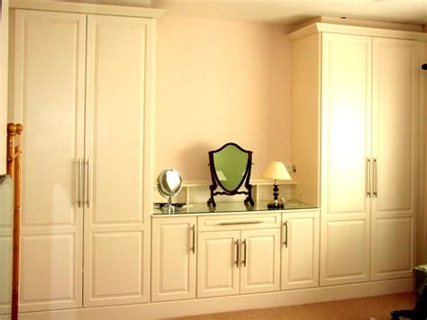 bedroom wardrobe with dressing table white wardrobe with