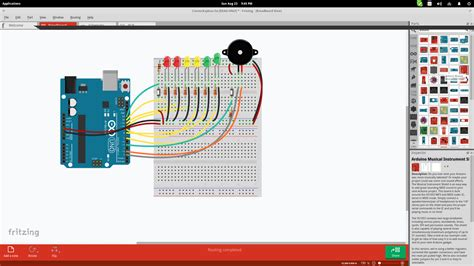 best circuit design software linux circuit and