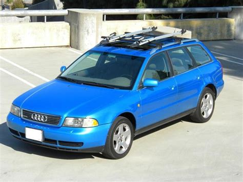 Audi A4 Avant 1998 by 1998 Audi A4 Quattro Avant German Cars For Sale