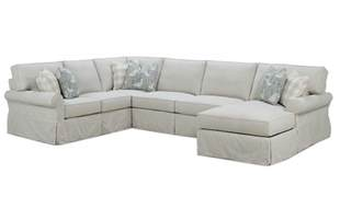 Comfy Sectional Sofa Furniture Pretty Slipcovered Sectional Sofa For Comfy Your Living Room Ideas Tenchicha