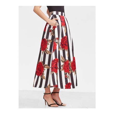 15 must see striped skirts pins skirts maxi skirts and bohemian style clothing