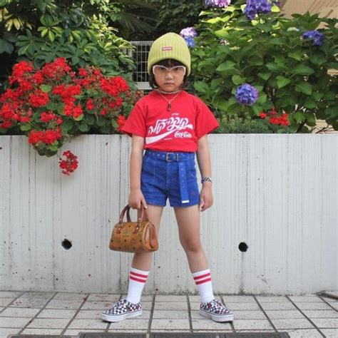St Kid Coco Pink 6 year japanese style personality coco tokyo fashion