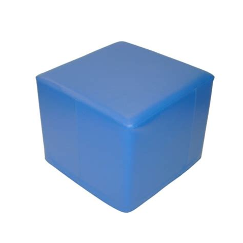 blue cube ottoman office furniture hire elite ottoman cube blue