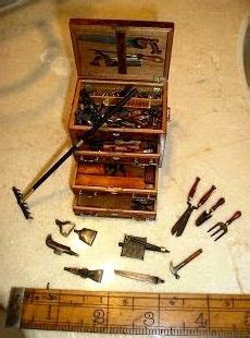 doll house tools 1000 images about elegance in miniature on pinterest