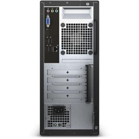 Dell Vostro 3667mt I3 6100 desktop dell vostro 3667 mt intel i3 6100 dual