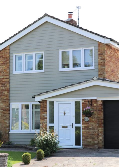 Shiplap Pvc Cladding Exterior by External Pvc Cladding And Shiplap Cladding Plymouth