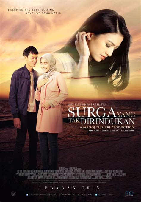 sinopsis film fedi nuril movie review surga yang tak dirindukan moeslema