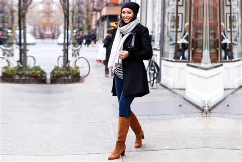 7 ways to carry the knee boots this season womensok