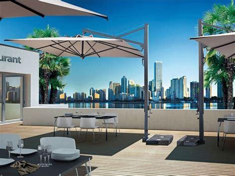 arredamento tecnologico ombrellone da esterno moderno e tecnologico arredamento
