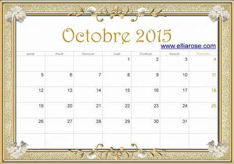 Calendrier 3 Octobre 2015 Calendrier Gratuit 224 Imprimer Octobre 2015