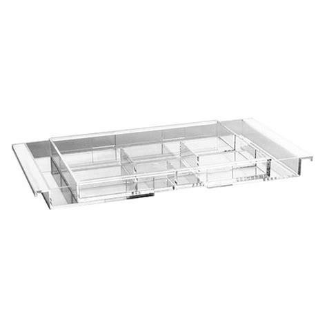acrylic hanging drawer organizer in cosmetic drawer organizers