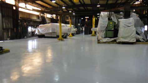 "3/8"" Ucrete HP Industrial Urethane Concrete Flooring System"