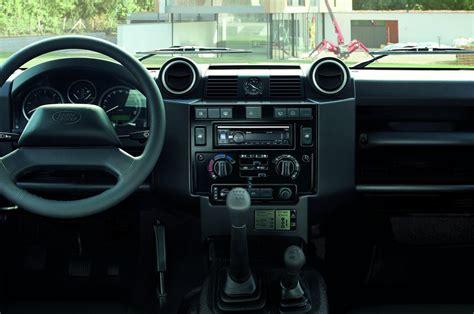 2014 land rover defender interior land rover defender black pack interior 2 indian autos