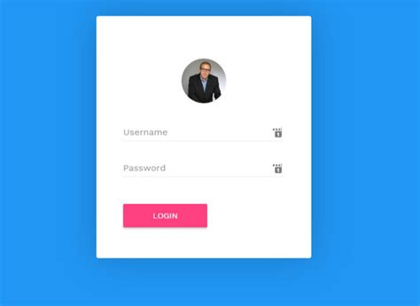 Minimalistic Web Design by 35 Free Css3 Html5 Login Form Templates