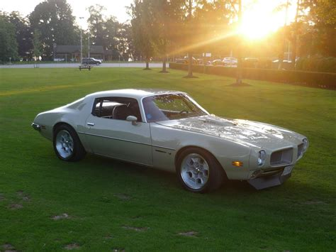 Ta Chevrolet Dealerships 72 Firebird 455 Pro Touring Track Day Cruiser 35k