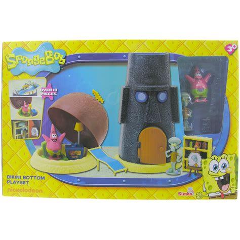Chicco Armchair Spongebob Squarepants Bottom Playset New Ebay
