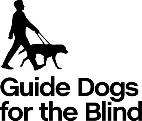 guide dogs for the blind paw print pedigrees partners